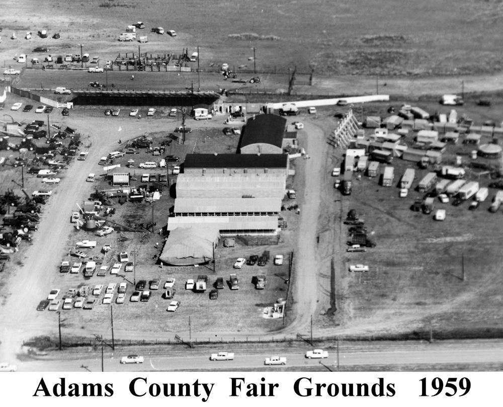 Adams County Fair, 1887