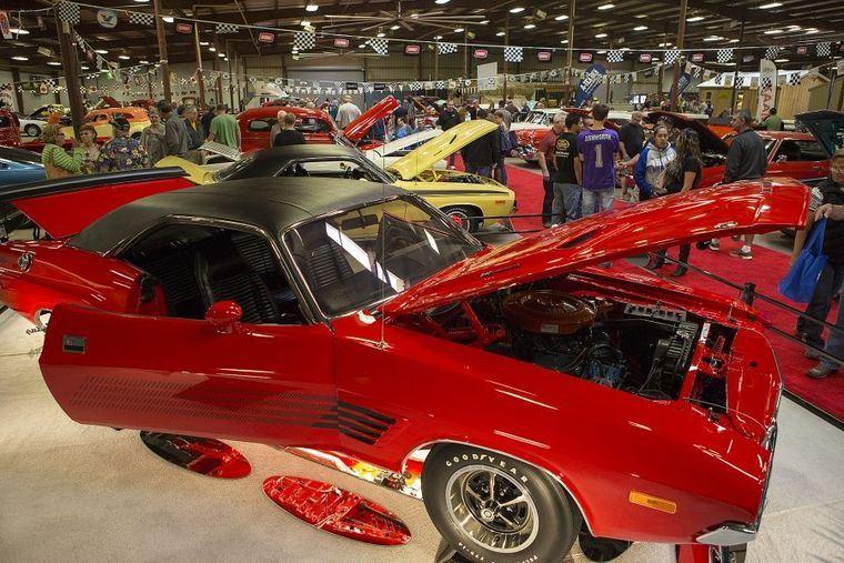 Bell County Expo Center Car Show