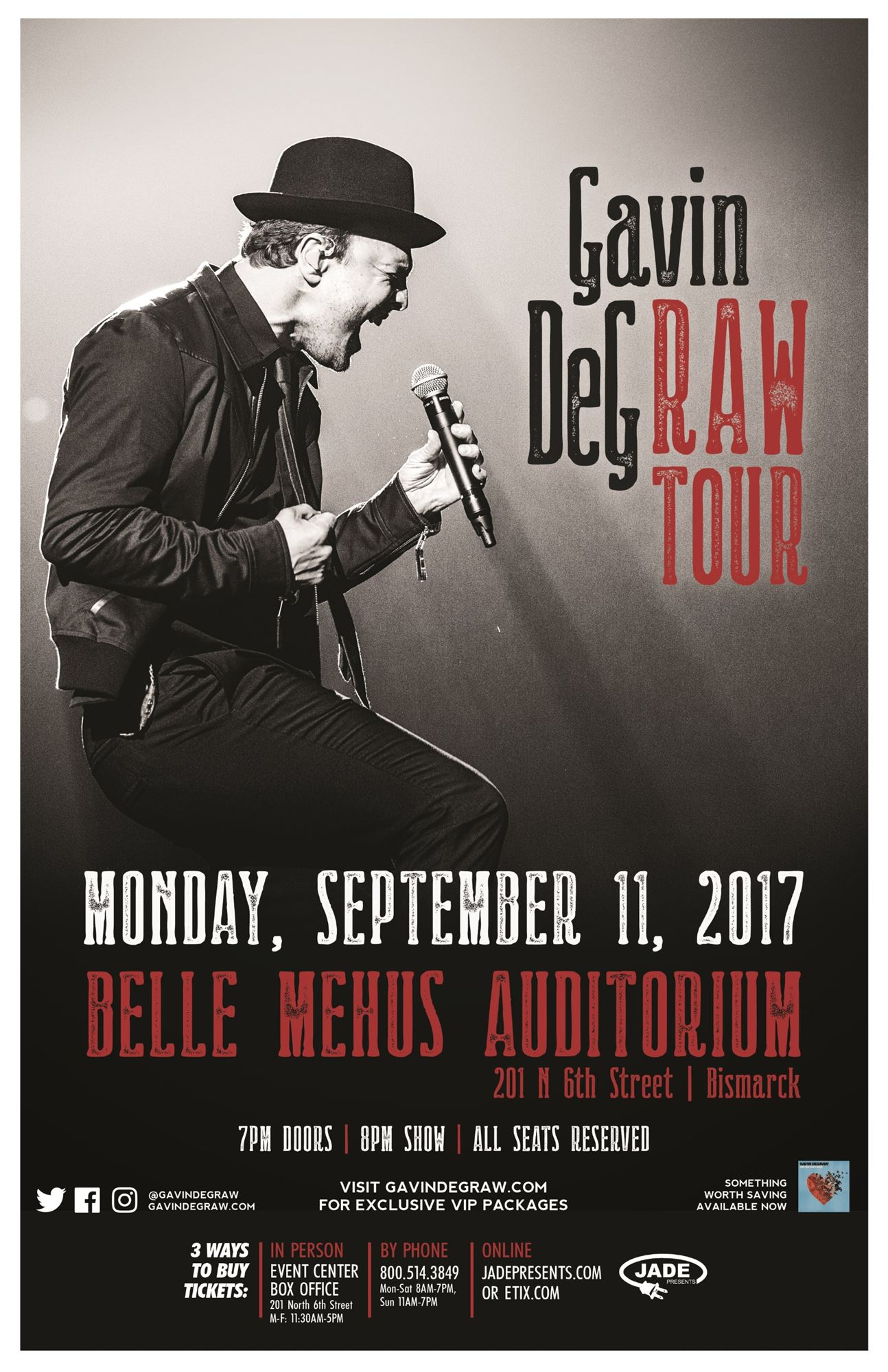 Gavin Degraw Gavin Degraw Tour