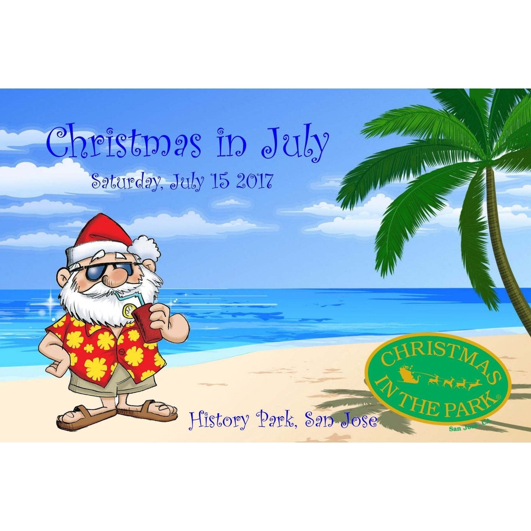 christmas in july indianapolis
