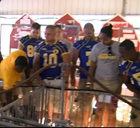 Univeristy of Delaware Athletics visits the Delaware State Fair