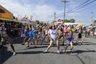 Flash Mob at 2013 Delaware State Fair