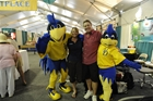 2013 UD Athletics Visits the Fair