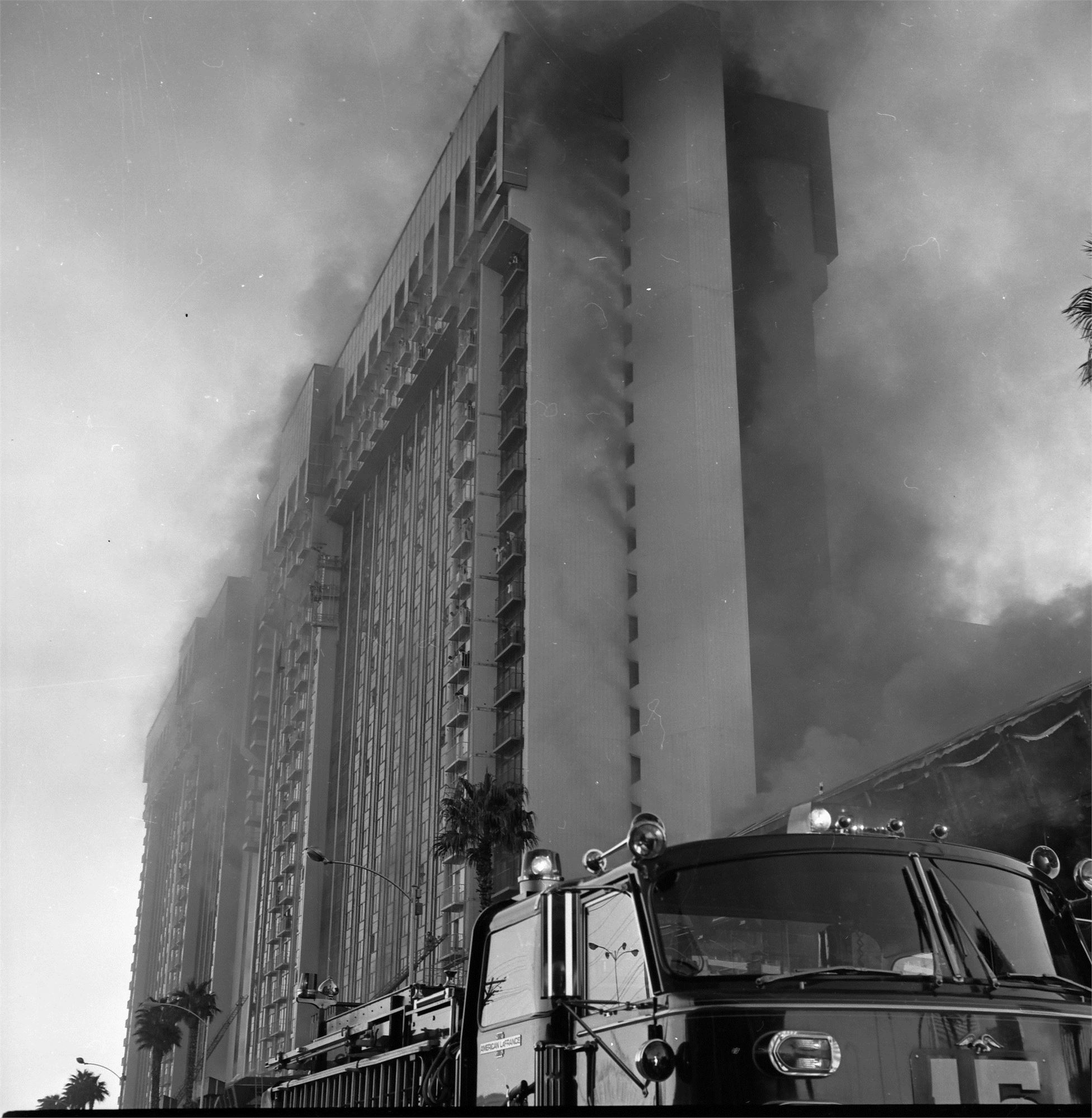 mgm fire Mgm grand detroit says the all-clear has been given after a two-alarm fire reported on wednesday morning.