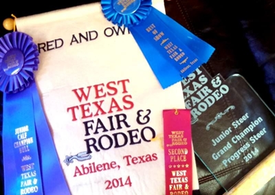 West Texas Fair & Rodeo Results
