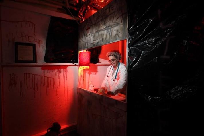 Haunted House - LaFayette Insane Asylum