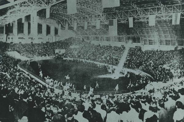 History Of The Cow Palace