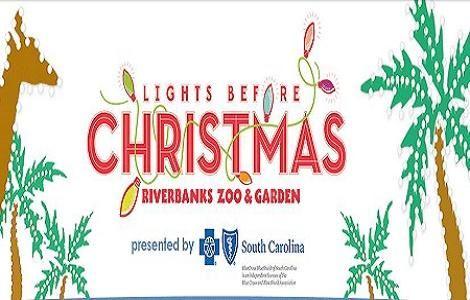 riverbanks zoo lights before christmas 2017 - Riverbanks Zoo Christmas Lights