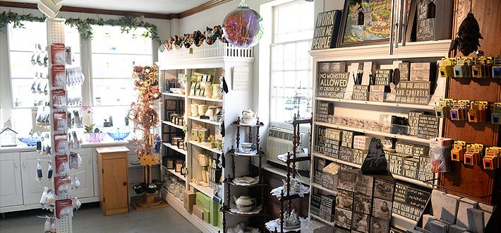Awesome Gift Shop Interior Design Ideas Gallery - Design Ideas for ...